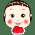 Ringochan & Donchan 3 (Winter ver.)