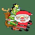 An idle Santa