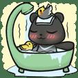 Q萌記-台灣黑熊