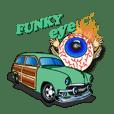 FUNKY eye