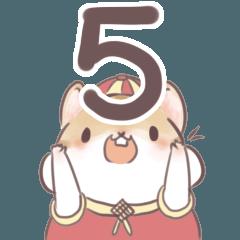 哈吱鼠Life_5_日常用語和新年賀詞!