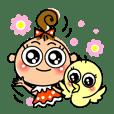 ヒナ&ピヨ(日本語バージョン)