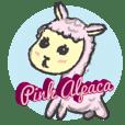 Pink Alpaca