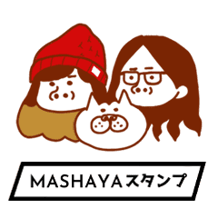 MASHAYAスタンプ