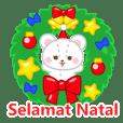 Sticker Natal