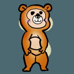 Bear&Raccoon-Greeting
