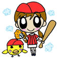 Baseball Women