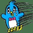 Slapstick Penguin