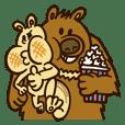 ポップコーンベアとモリス/森の映画祭公式