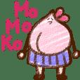 Momoko (English)