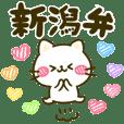 Niigata dialectword CAT