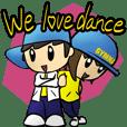 """GYMNA """"We love dance!"""""""