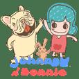 Johnny&Bonnie/法鬥強尼與邦妮兔(第二集)