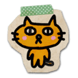 Paper Cat Stickers