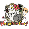 shikaruneko15(New Year)