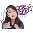 Maudy Ayunda the Good Friend