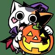 Nyagoes in Halloween