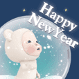 Bear Towel[New Year]