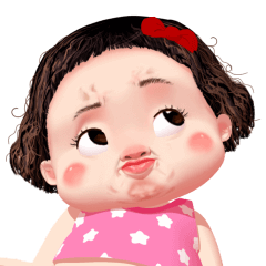 Lumyai cute girl animated (ENG)