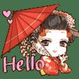 Japanese Maiko [ENG]