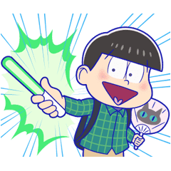 Mr.Osomatsu 7: Animated!