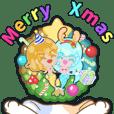 美人鱼童话 U & MI - 圣诞狂欢迎新年