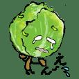 腐った野菜『とけるちゃん』