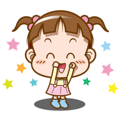 สติ๊กเกอร์ไลน์ Cocoa – Cute Animated Sound Stickers 4