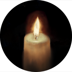 A Luminous Flame in the Darkness (Thai)