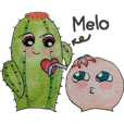 Cactus Melo & friends