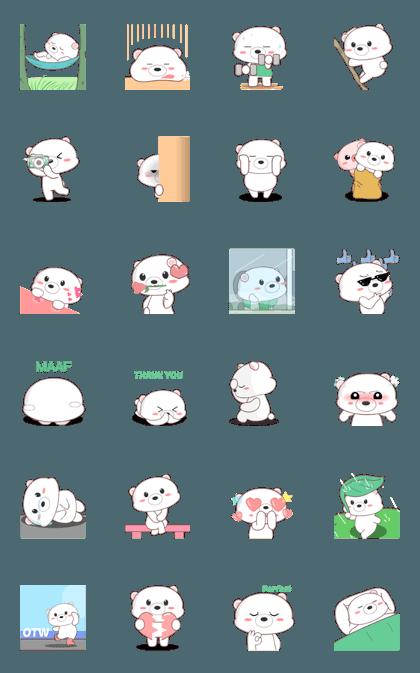 White bear 2 : Animated