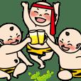 赤からキャラクター第一弾!!