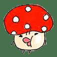 Ms.Saucy mushroom