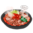 Let's eat a hot pot