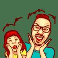 Uncle Choi & Janvier