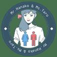 Mr.Hanako&Ms.Taro