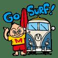 サーフィン行こうぜ!1