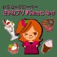 """ichigo-clover """"sweets land"""""""