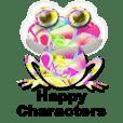 Happy Characters
