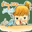 Dinsor & Jibjib : The little artists