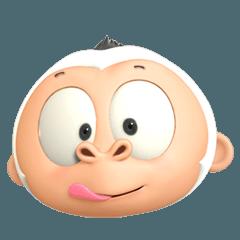 赤ちゃんゴリラ 'GOODY'5