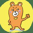 自由な熊のクマフリー_修正版