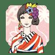 kimono Perempuan