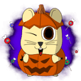 Hamsty: Halloween Fête Costumée!