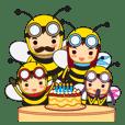 """ผึ้ง(เพราะ""""รัก""""สำคัญสำหรับคนในครอบครัว)"""