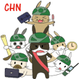 The Army Rabbits - Social Activities CHN