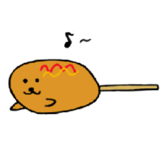 corndog seal