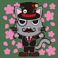 ダンディー 猫田さん 季節&イベント