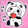 パンダinぱんだ4(甘えんぼ編)