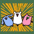 クマとウサギとイヌの妖精5